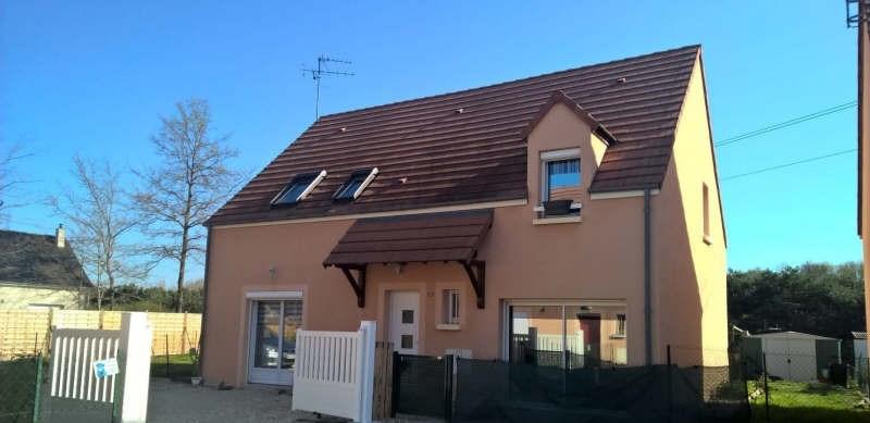 Vente maison / villa Pruniers en sologne 137800€ - Photo 1