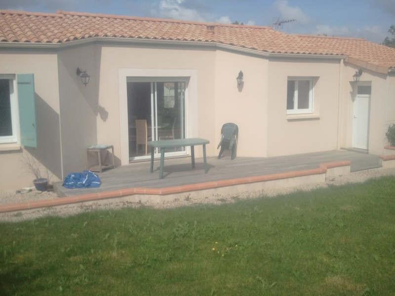 Vente maison / villa Irleau 174500€ - Photo 1