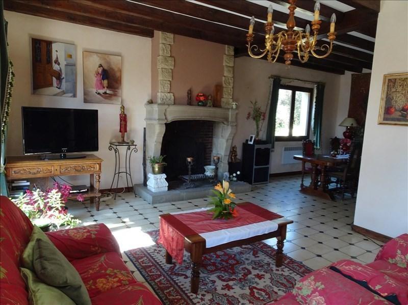 Vente maison / villa Bourgoin jallieu 335000€ - Photo 2