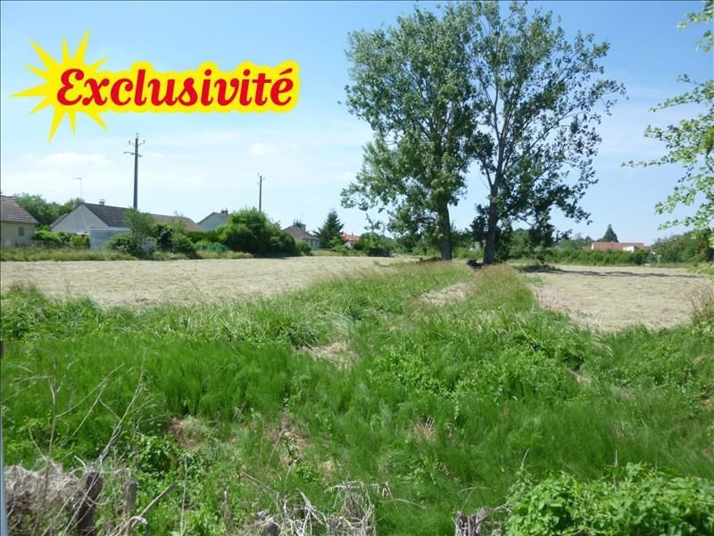 Sale site Vincelles 24 000€ - Picture 1