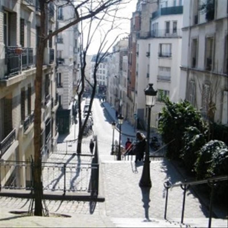 Sale apartment Paris 18ème 599000€ - Picture 1