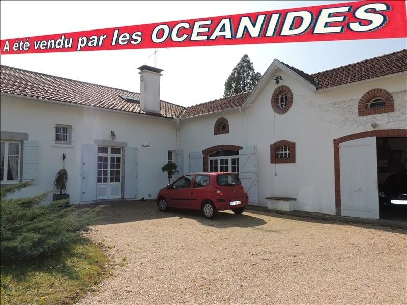 Deluxe sale house / villa St andre de seignanx 464000€ - Picture 1