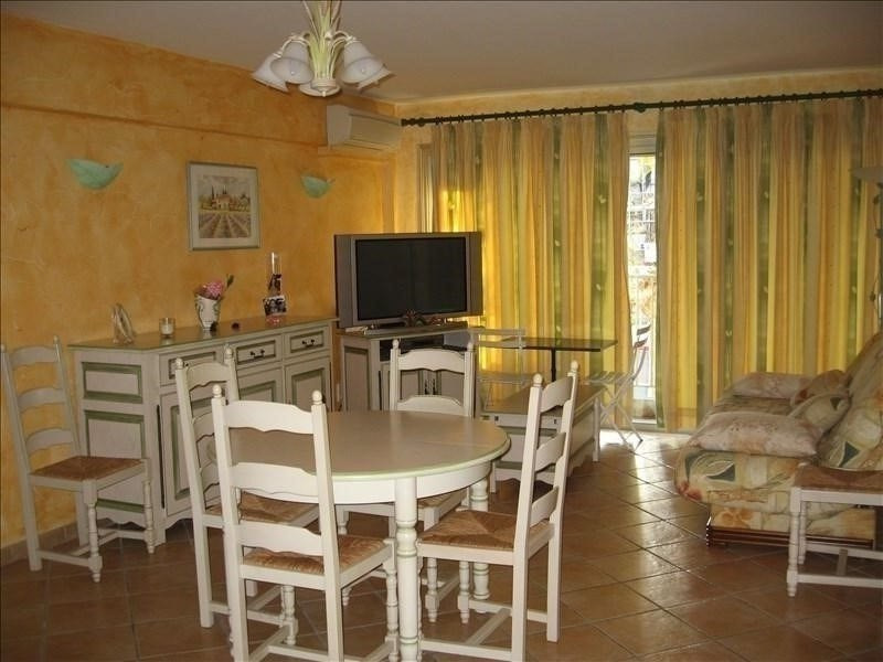 Rental apartment Antibes 1 250€ CC - Picture 1