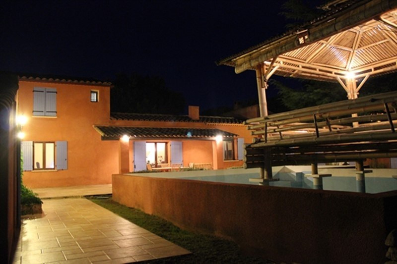 Vente de prestige maison / villa Lauris 560000€ - Photo 8