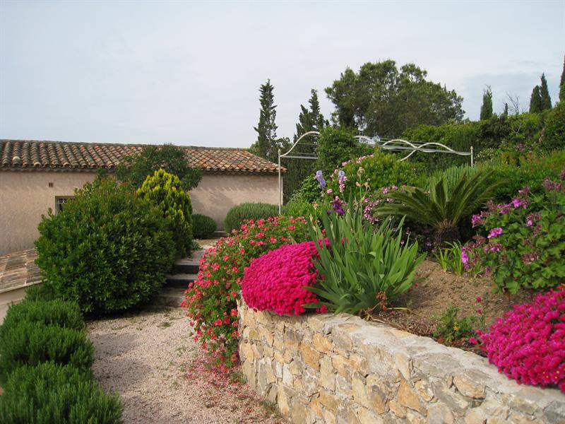 Vacation rental house / villa Les issambres 2 180€ - Picture 11