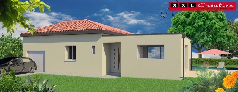 Maison  4 pièces + Terrain 300 m² St Esteve par XXL CREATION