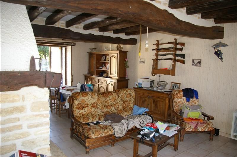 Vente maison / villa Etais la sauvin 143000€ - Photo 3