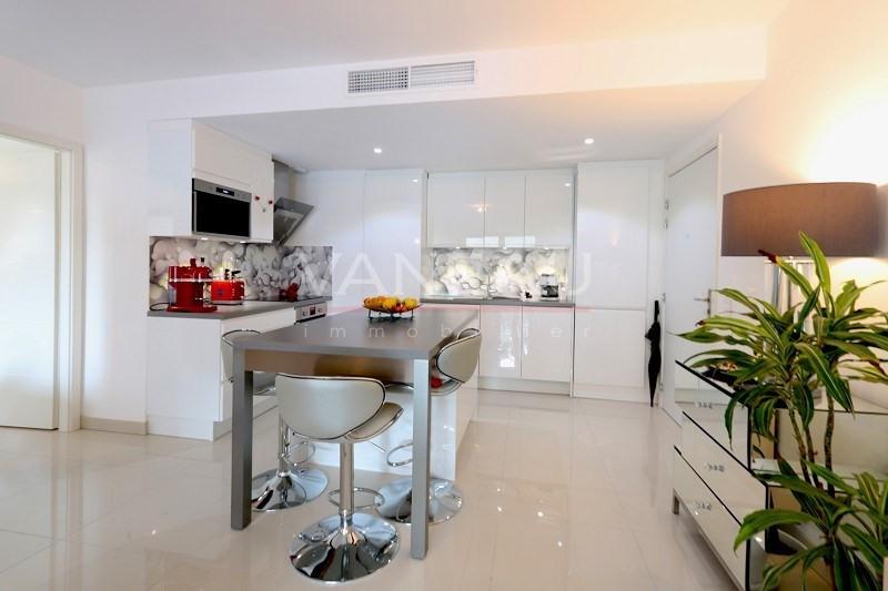 Vente de prestige appartement Juan-les-pins 375000€ - Photo 2