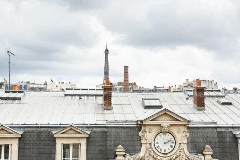 Aрендa квартирa Paris 16ème 6220€ CC - Фото 12