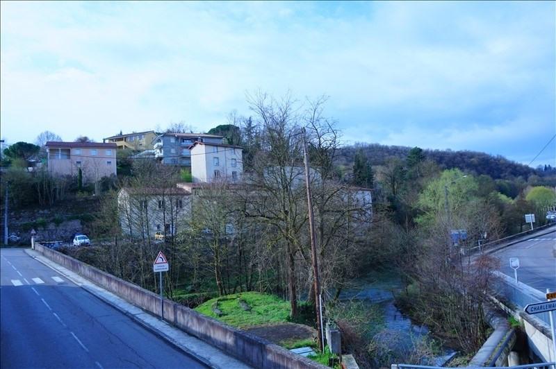 Verkoop  appartement Pont eveque 87000€ - Foto 10