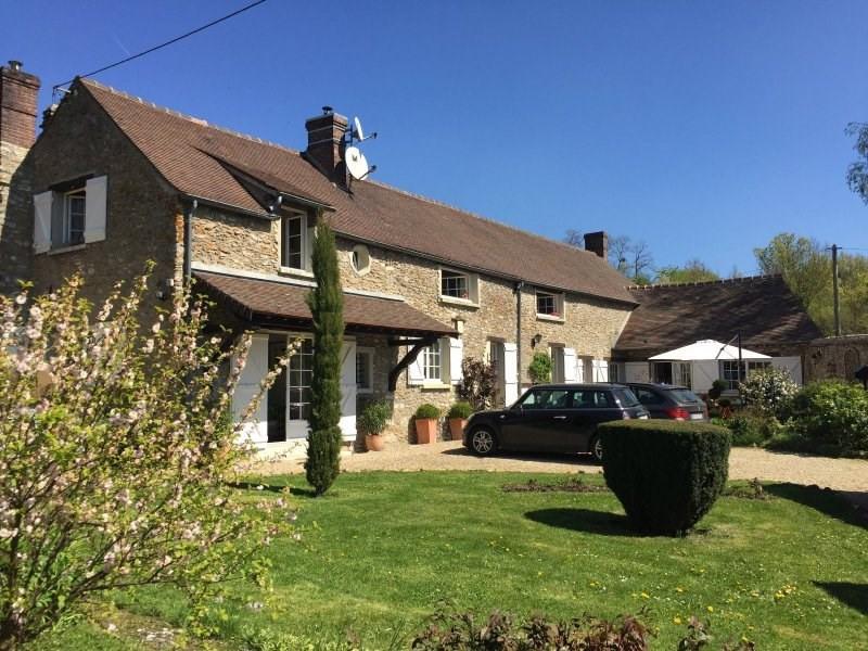 Sale house / villa Ablis 910000€ - Picture 1