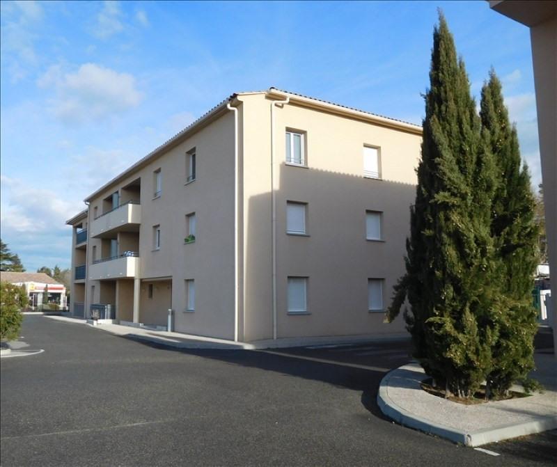 Vente appartement Carpentras 82900€ - Photo 1