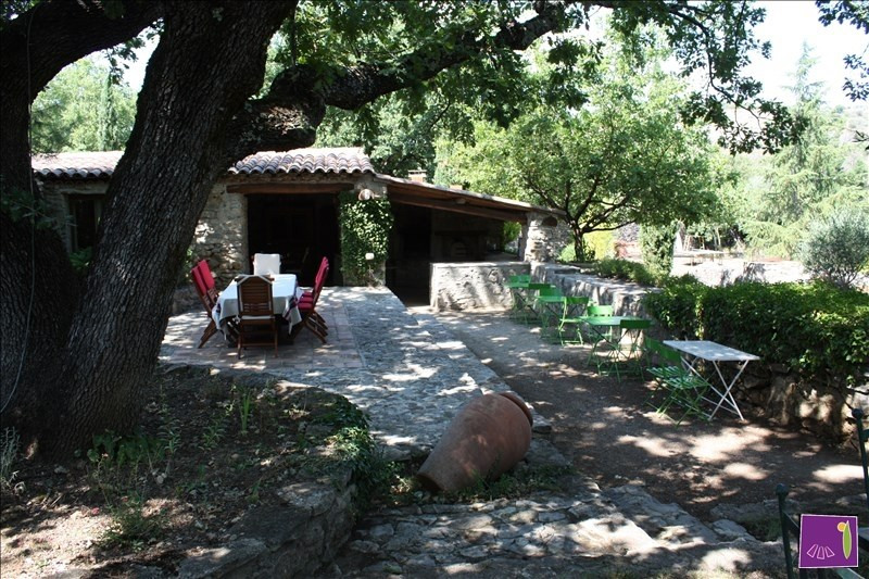 Immobile residenziali di prestigio casa Barjac 690000€ - Fotografia 15