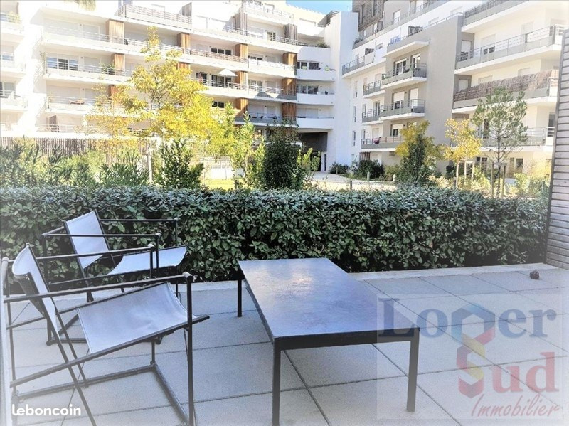 Rental apartment Montpellier 470€ CC - Picture 1