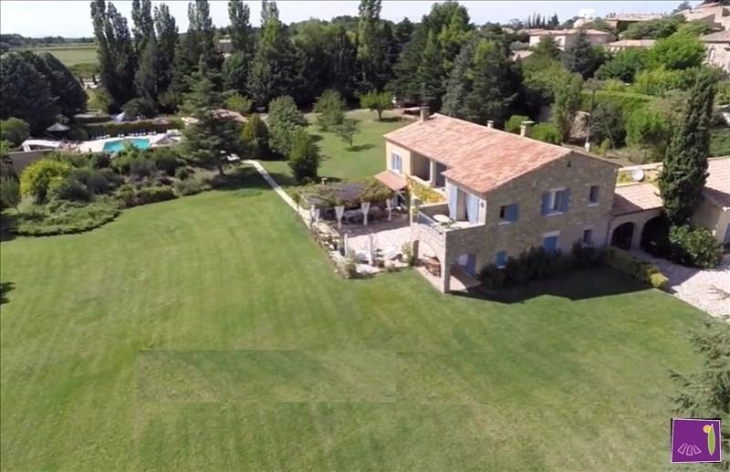 Vente de prestige maison / villa Uzes 1150000€ - Photo 1