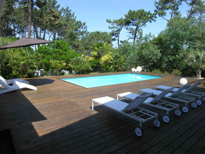 Location vacances maison / villa Lacanau-ocean 2005€ - Photo 2