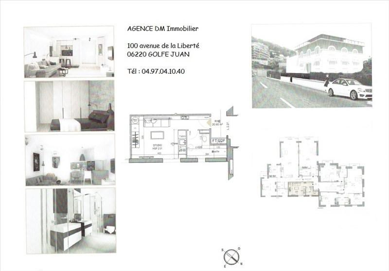 Investimento apartamento Nice 125000€ - Fotografia 1