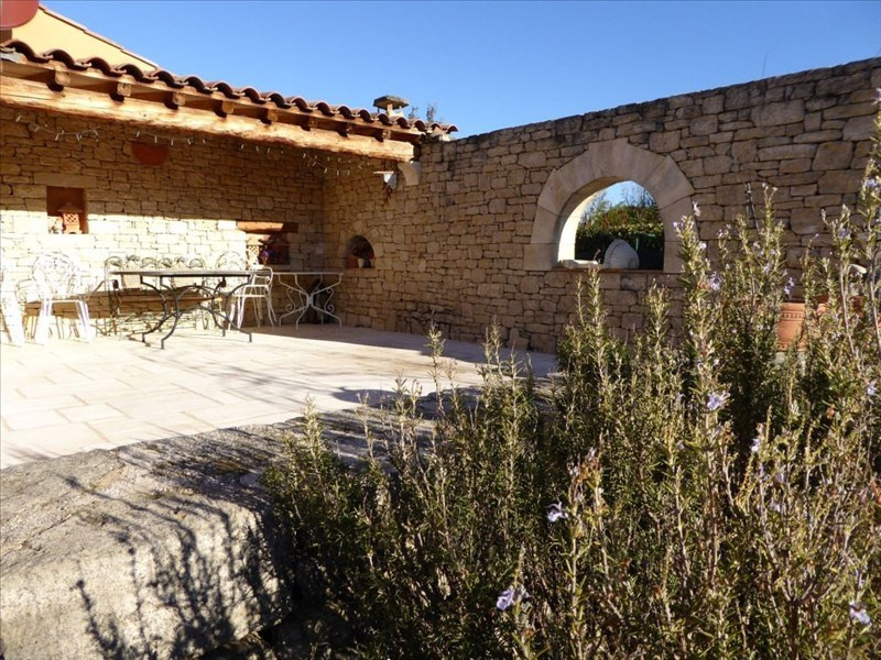 Vente maison / villa Pernes les fontaines 475000€ - Photo 1