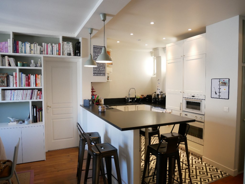 Location appartement Levallois perret 2800€ CC - Photo 1