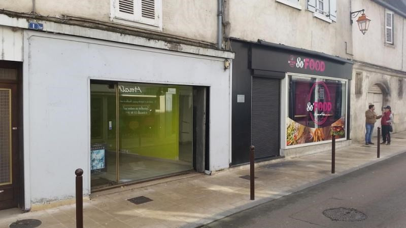 Rental empty room/storage Auxerre 350€ +CH/ HT - Picture 2