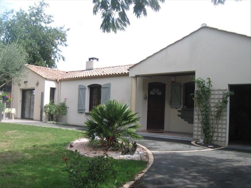Vente maison / villa Givrand 367600€ - Photo 2