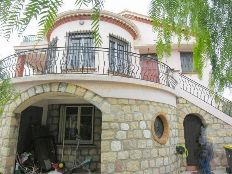 Vendita nell' vitalizio di vita casa Antibes 498000€ - Fotografia 9