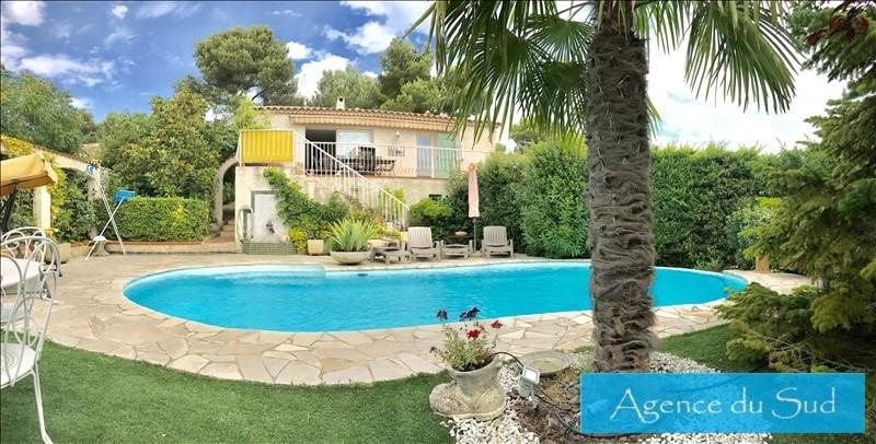 Vente de prestige maison / villa Roquefort la bedoule 635000€ - Photo 5
