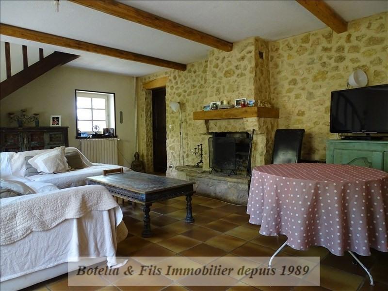 Immobile residenziali di prestigio casa Uzes 616000€ - Fotografia 8