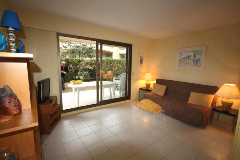 Rental apartment Cap d'antibes 650€ CC - Picture 2