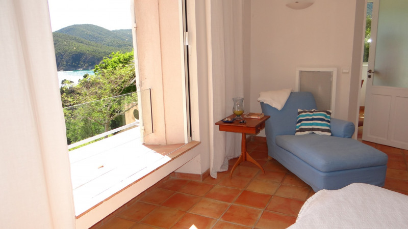 Vacation rental house / villa Cavalaire sur mer 3 500€ - Picture 35