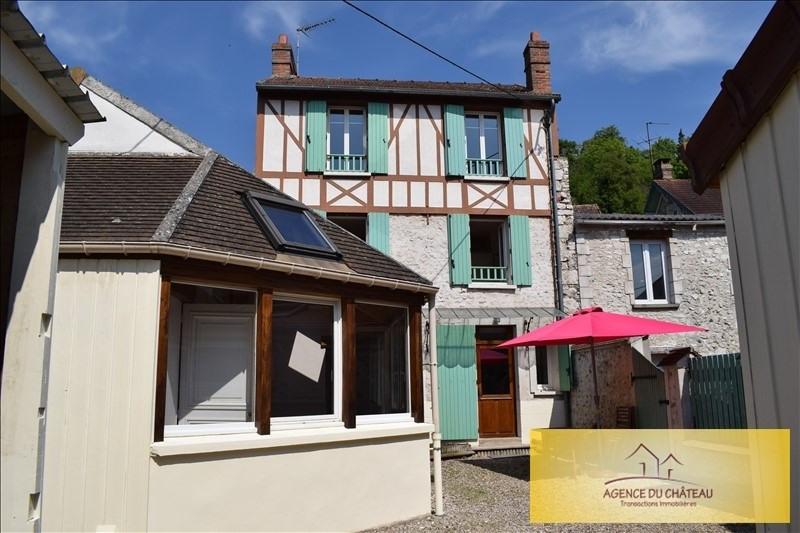Revenda casa Bennecourt 205000€ - Fotografia 1