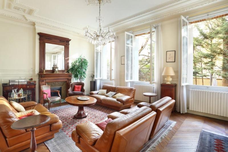 Vente de prestige hôtel particulier Asnières-sur-seine 2650000€ - Photo 15