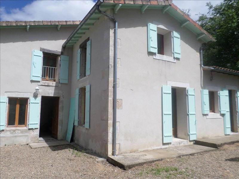 Vente maison / villa Valdivienne 137000€ - Photo 2