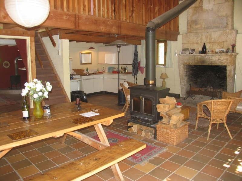 Sale house / villa Champeaux et la chapelle p 127900€ - Picture 3