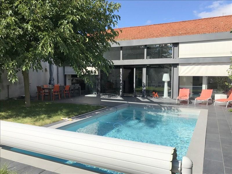 Deluxe sale loft/workshop/open plan Roanne 509000€ - Picture 2