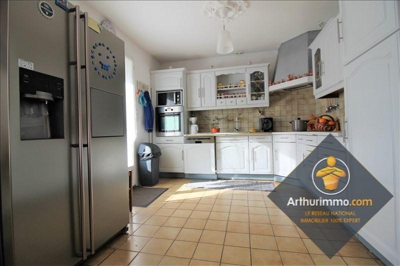 Sale house / villa Chavanoz 354900€ - Picture 7