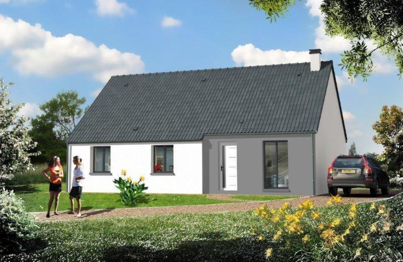 Maison  5 pièces + Terrain 605 m² Pierreval par RESIDENCES INTER ROUEN