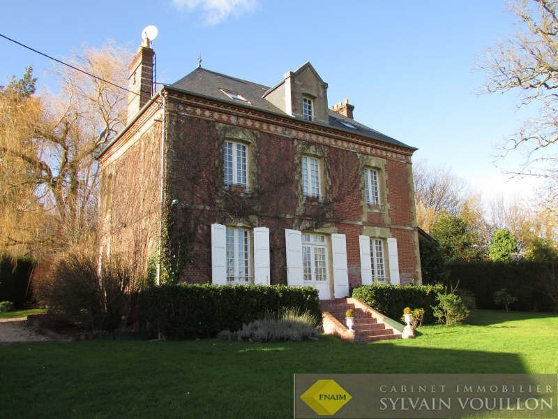 Revenda residencial de prestígio casa Villers sur mer 910000€ - Fotografia 1