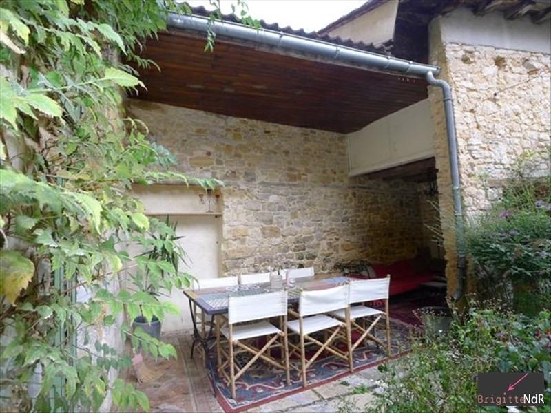 Vente de prestige maison / villa Excideuil 389500€ - Photo 1