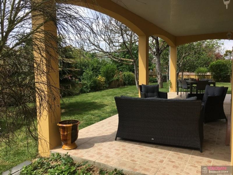 Vente maison / villa Montastruc secteur 347000€ - Photo 2