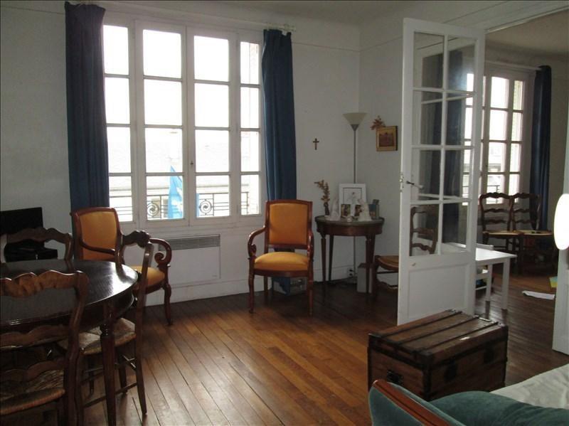 Rental apartment Versailles 1255€ CC - Picture 1