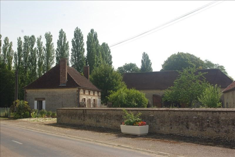 Vente maison / villa Flogny la chapelle 95000€ - Photo 7