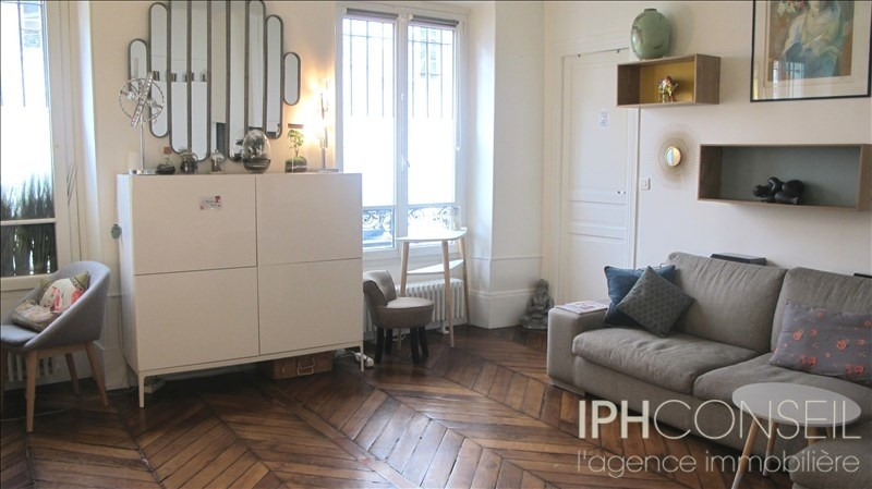 Vente appartement Neuilly sur seine 630 000€ - Photo 2