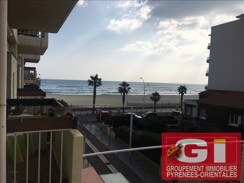 Vente appartement Canet plage 179 000€ - Photo 1