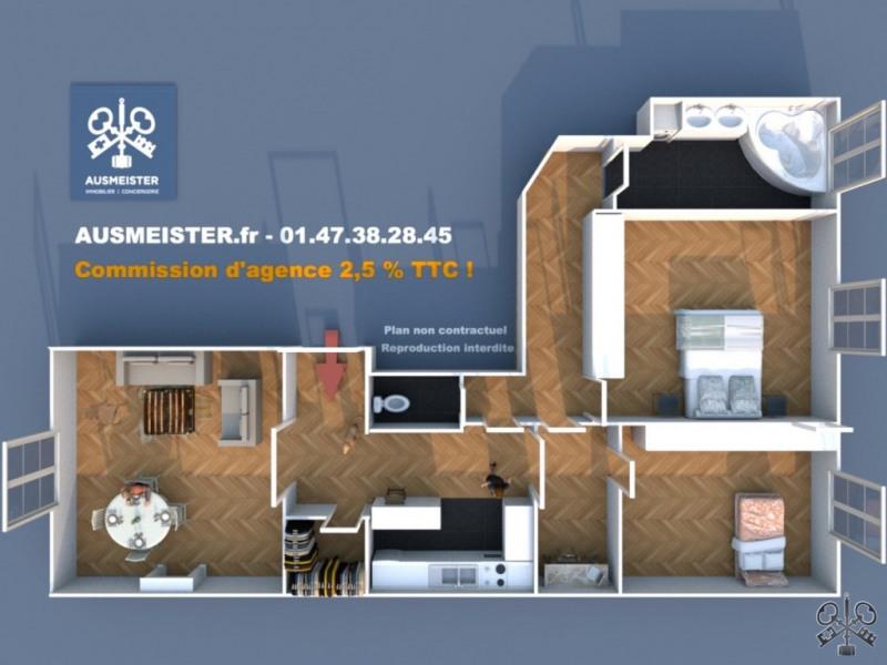 Verkauf wohnung Neuilly sur seine 760000€ - Fotografie 1