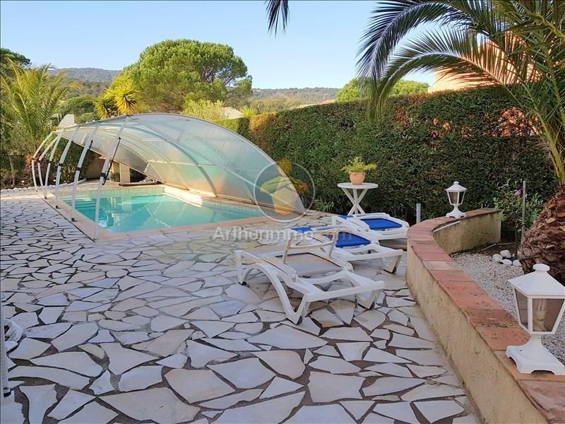Vente maison / villa Sainte maxime 495000€ - Photo 3
