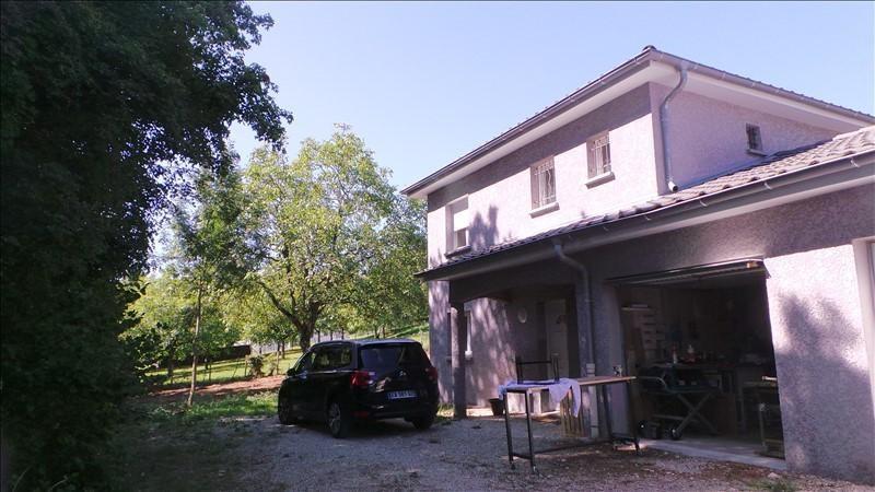 Vente maison / villa Villieu loyes mollon 210000€ - Photo 3