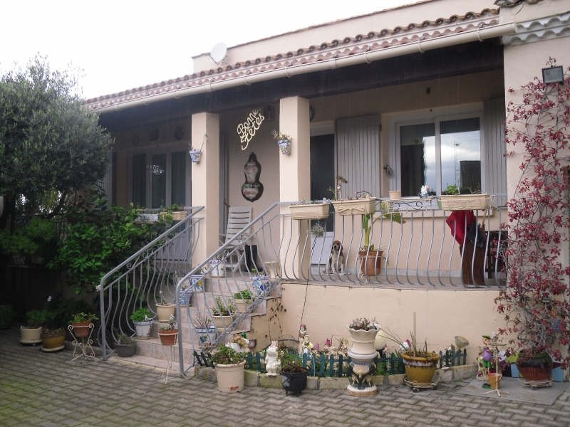 Sale house / villa Redessan 241 000€ - Picture 1