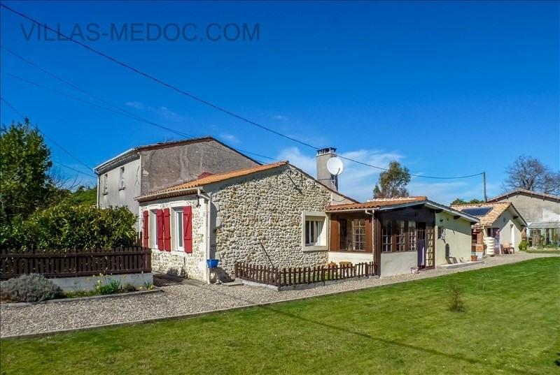 Vente maison / villa Vendays montalivet 175000€ - Photo 1