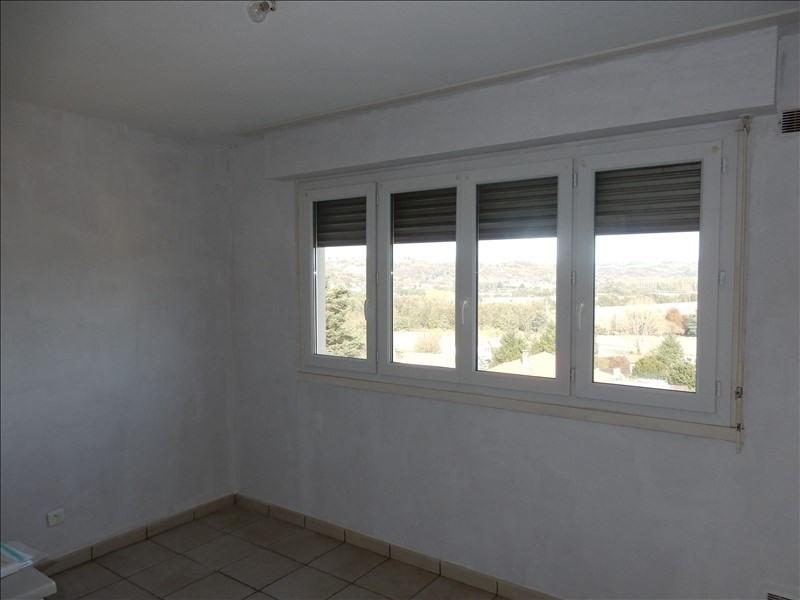 Verkoop  appartement Pont eveque 120000€ - Foto 4